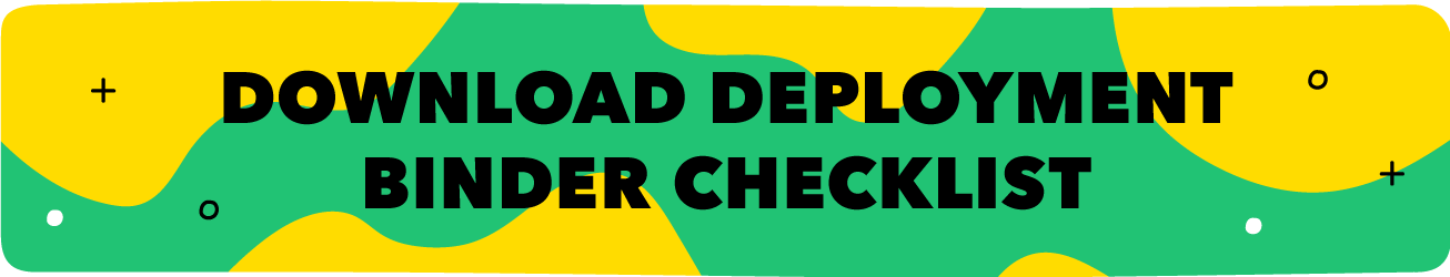 Illustrated button to download our printable depployment binder checklist.